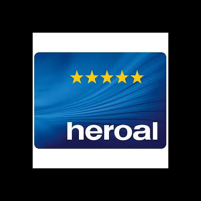 Heroal RS.38 halfrond rolluik